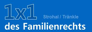 1x1 des Familienrechts Logo